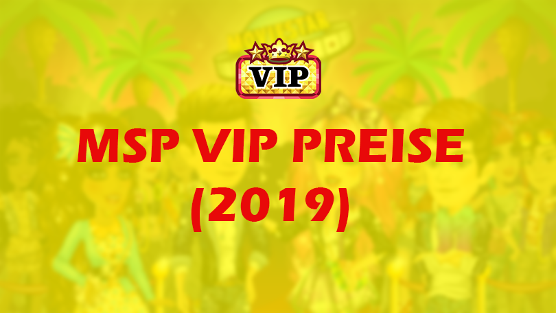 Vip Codes Msp 2019